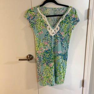 Lilly Pulitzer Brewster Tee Dress